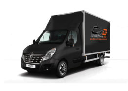 renault master rallong 14m3 check and go. Black Bedroom Furniture Sets. Home Design Ideas